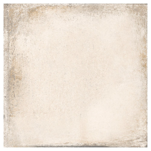Baldosa de 33x33 cm en color blanco