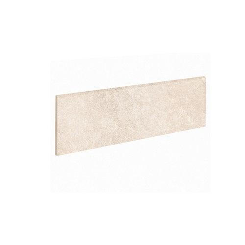 Rodapié serie petra 9x33 cm hueso