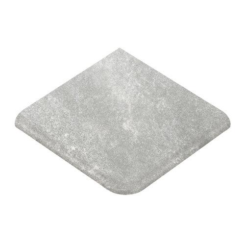 Ángulo exterior piscinas petra gris 28x28 cm