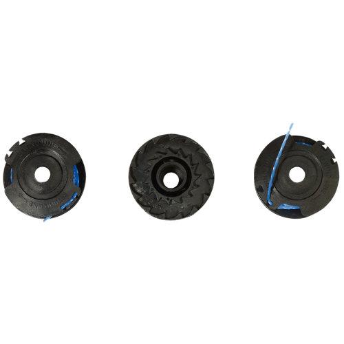 Pack 3 hilos para cortabordes 1.5 mm ryobi rlt1832