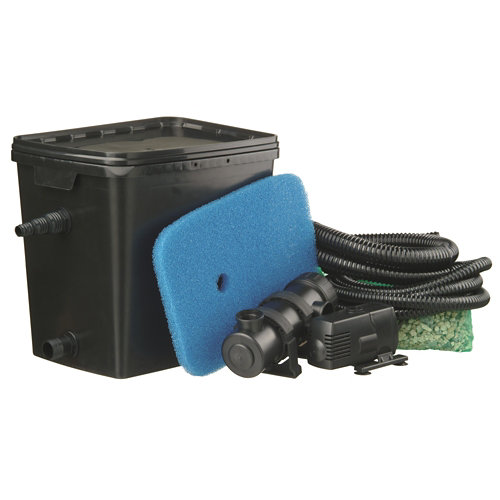 Kit de filtración para estanques pure 900 l/h