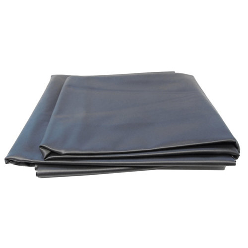 Liner para estanque pvc negro 6x4 cm
