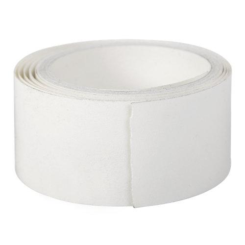 Rollo canto de encimera para cocina color blanco de 3x360x0,35 cm