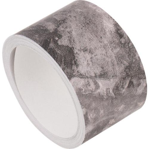 Rollo canto de encimera para cocina color mármol luna de 4,5x360x0,35 cm