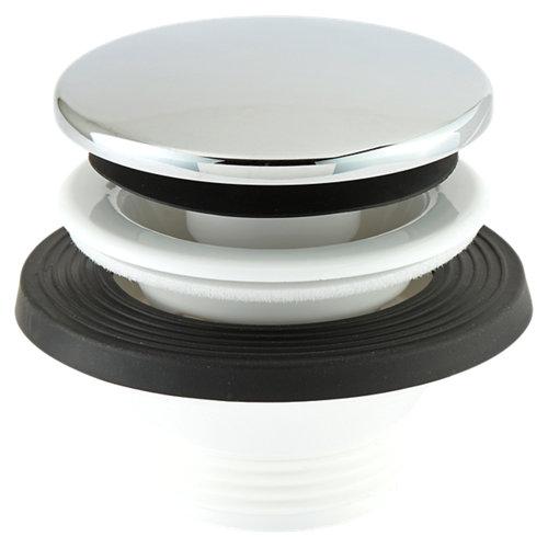 Válvula desagüe lavabo clic-clac plástico ø32mm
