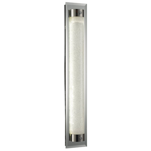 Aplique led mantra tube gris
