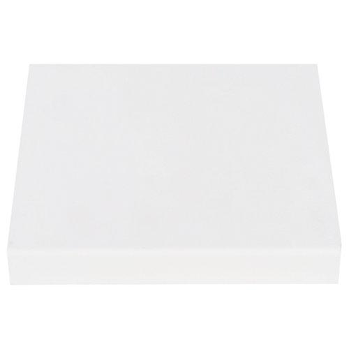 Encimera laminada liso delinia blanco 3091 sef radio 3 mm 63 x 360 x 30 mm