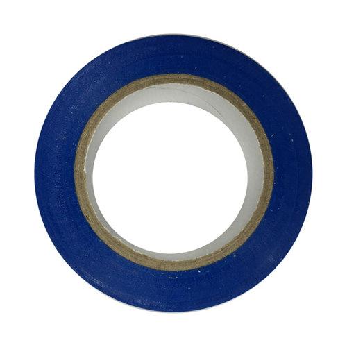 Cinta aislante azul de 19mm 10m
