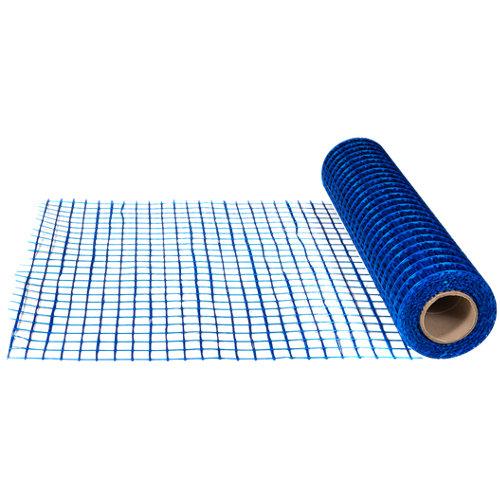 Malla de obra de fibra de vidrio 40x40 cm