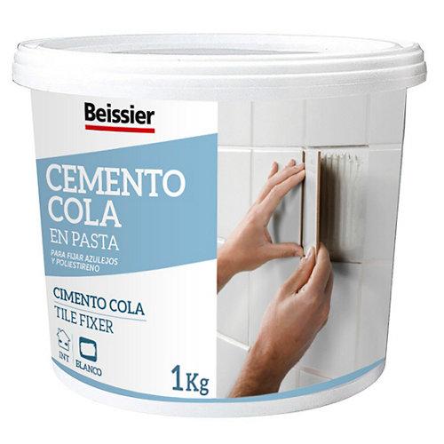 Cemento cola en pasta beissier 1 kg