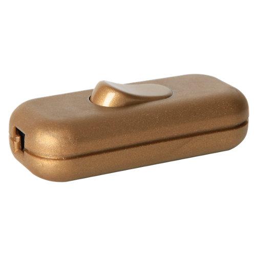 Interruptor de paso oro