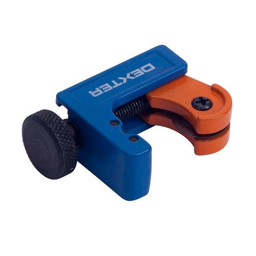 Cortatubo para tubos entre 3 y 22 mm de ø para tubos de cobre