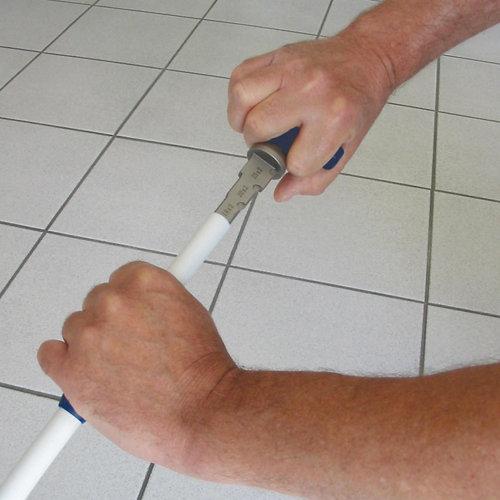 Juego de herramientas de fontanero dexter de acero