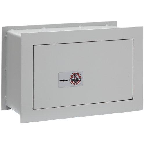Caja fuerte de empotrar en la pared arregui 271320 de 35x23x20 cm