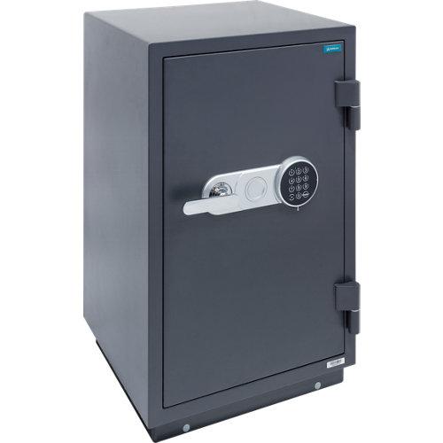 Caja fuerte de sobreponer y atornillar arregui 41260 48.5x79.2x45 cm