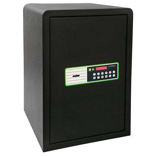 Caja fuerte de sobreponer y atornillar arregui 240060 35x38x36 cm