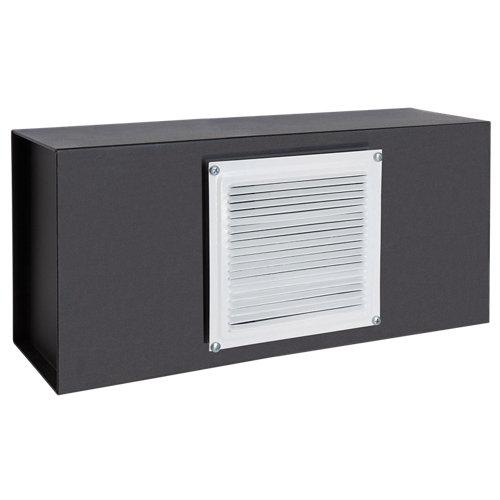 Caja fuerte de empotrar en la pared arregui 13000w-s1 40x20x13 cm