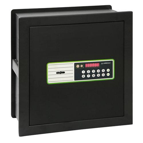 Caja fuerte de empotrar en la pared arregui 241060 36x39x15 cm