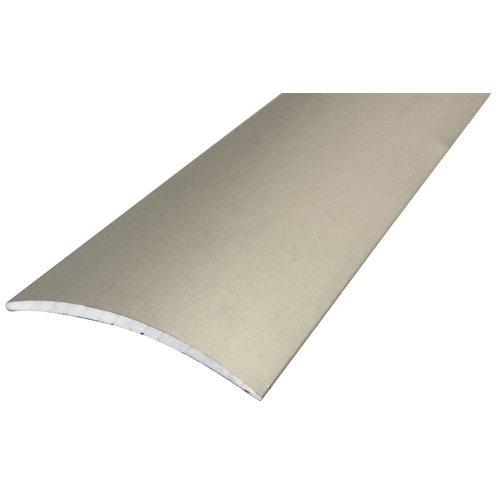 Perfil 2 en 1 baglinox 83 cm plata