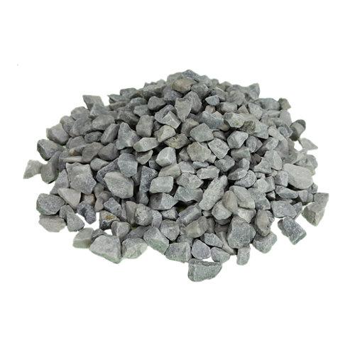 Saco de mármol gris 1000kg 12 y 18 mm