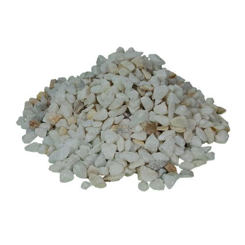 Saco de mármol blanco 1000kg 9 y 12 mm