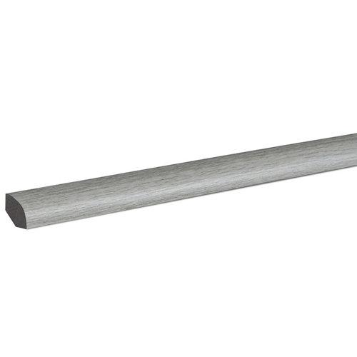 Junquillo pvc fn profile 240 cm gris mod008