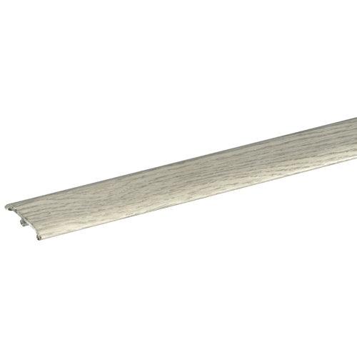 Perfil aluminio artens 83 cm gris mod005