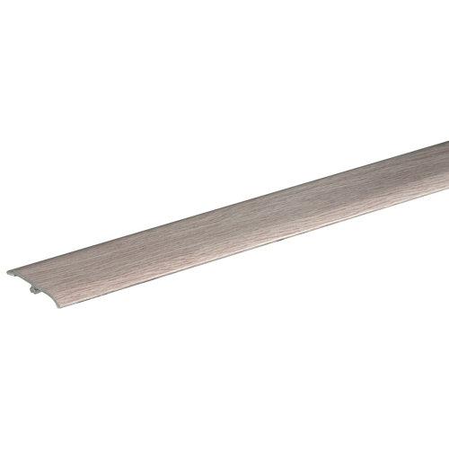 Perfil aluminio artens 83 cm gris mod009