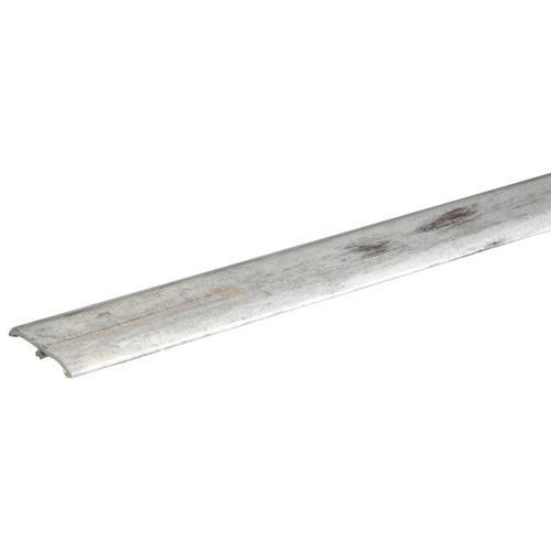 Perfil aluminio artens 83 cm gris mod006