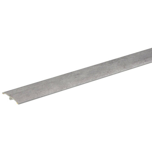 Perfil aluminio artens 83 cm gris mod054