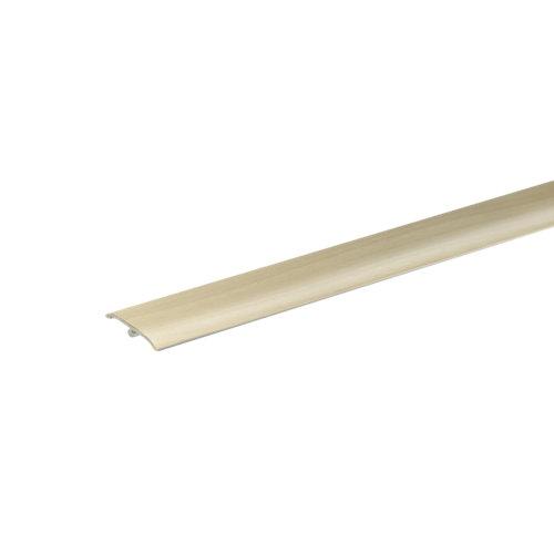 Perfil aluminio artens 83 cm blanco mod100