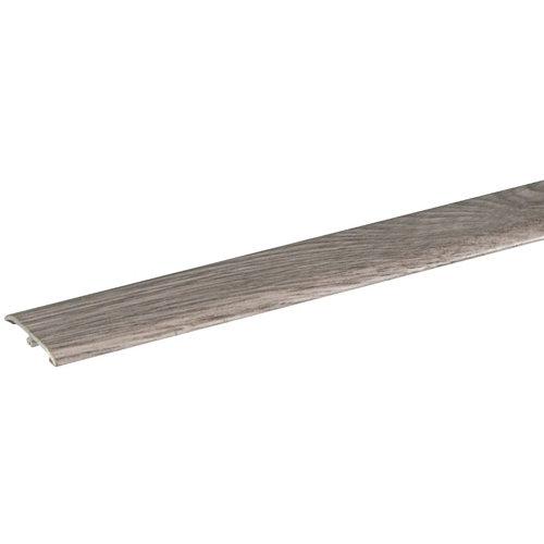 Perfil aluminio artens 83 cm gris mod012