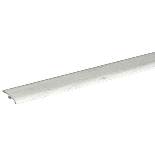 Perfil aluminio artens 83 cm blanco mod002
