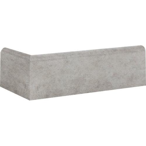 Zócalo mdf artens 8 cm gris mod055