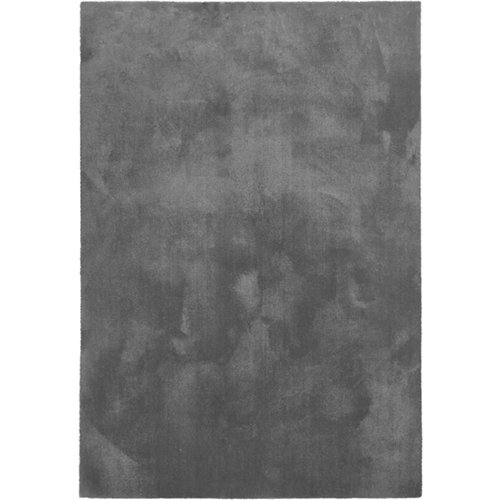 Alfombra gris poliamida touch 070 150 x 80cm