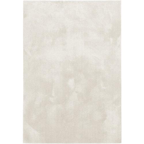 Alfombra blanca poliamida touch 066 60 x 115cm