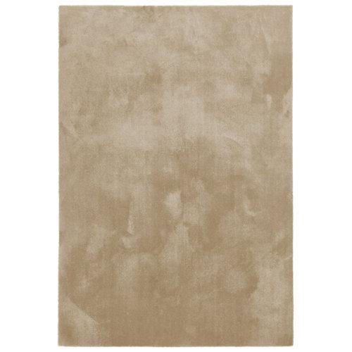 Alfombra beige poliamida touch 050 beige 60x115 cm