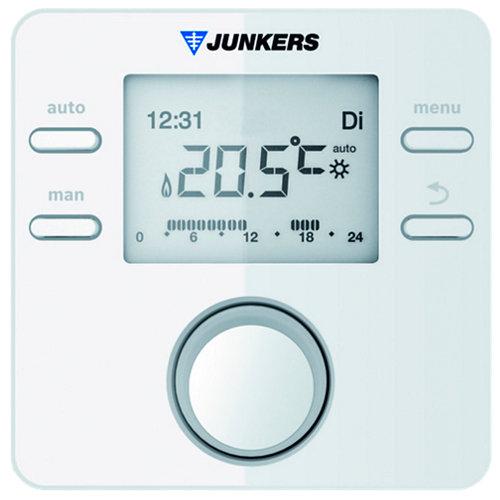 Termostato inteligente junkers cw100