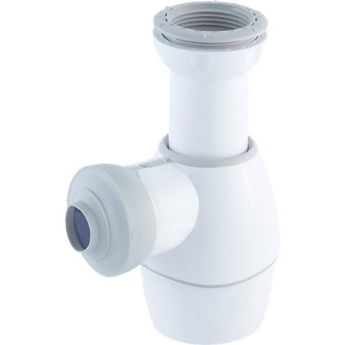 Sifón universal abierto fregadero 1 seno 40 mm de ø