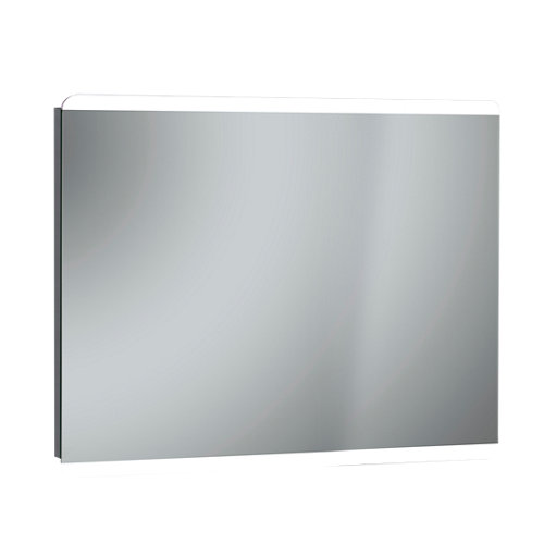 Espejo de baño con luz led gredos 100 x 70 cm