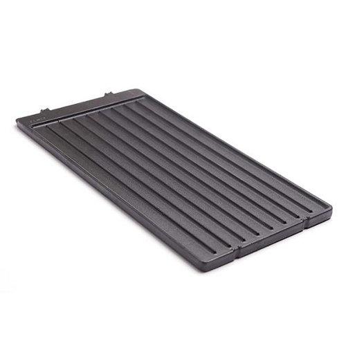 Plancha para barbacoa de hierro fundido 30.5xx49.5 cm