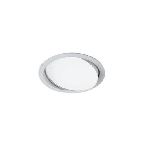 Foco led empotrable redondo blanco 23w 4000k