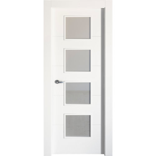 puerta lucerna blanco de apertura derecha de 62.5 cm