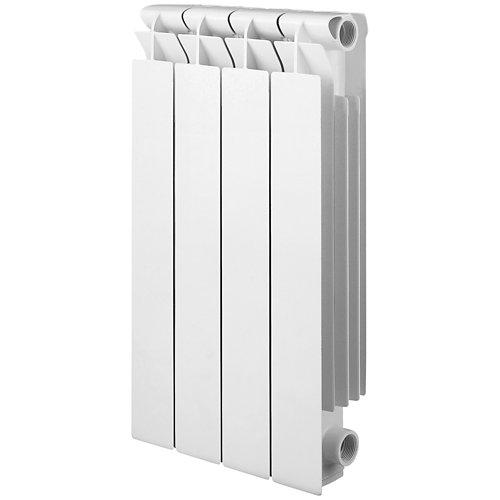 Radiador de agua caliente cicsa cb500 4 elementos