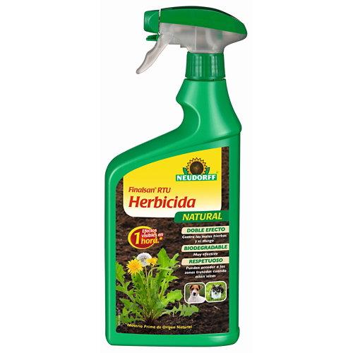 Herbicida natural finalsan neudorff 1 l