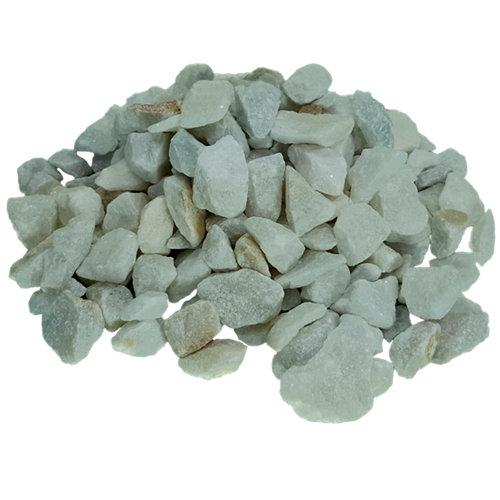 Saco de mármol blanco 1000kg 18 y 26 mm
