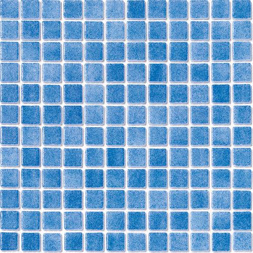 Gresite traficc blue para suelo y pared 31.6x31.6cm