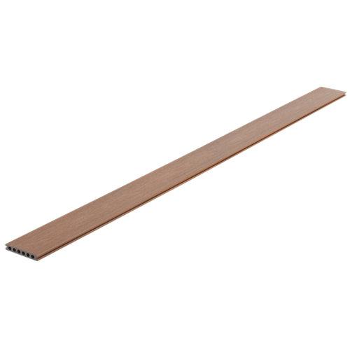 Lama de exterior composite teca 220x14,2x2,3 cm