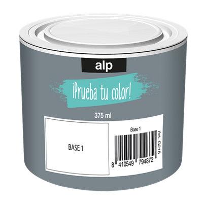 Pintura mate blanca ALP de 0,375 L