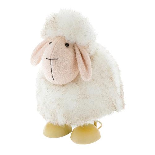 Figura de navidad oveja 27 cm